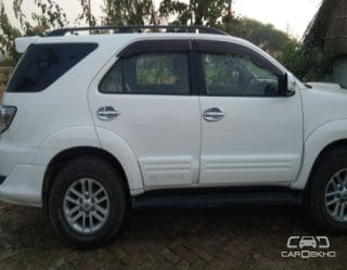 2013 Toyota Fortuner 4x2 AT TRD Sportivo
