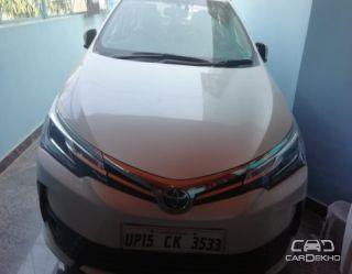 2017 Toyota Corolla Altis GL MT