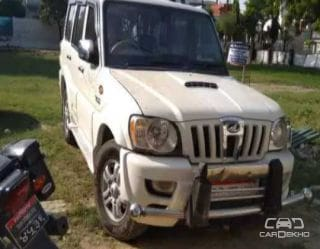 2012 Mahindra Scorpio VLX 4WD AIRBAG AT BSIV