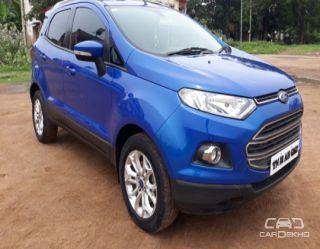 2016 Ford EcoSport 1.5 TDCi Titanium Plus