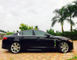 2010 Jaguar XF R Supercharged 5.0 Litre V8 Petrol
