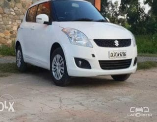 2013 Maruti Swift DDiS VDI