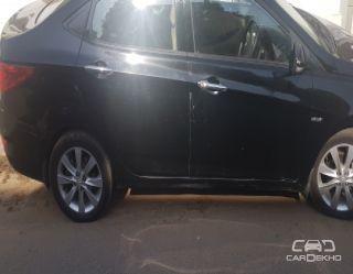 2012 Hyundai Verna 1.6 SX
