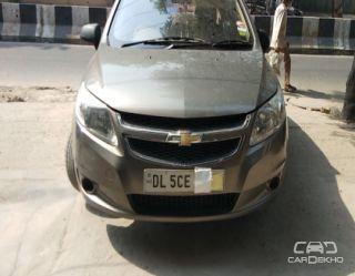 2014 Chevrolet Sail 1.2 Base