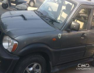 2007 Mahindra Scorpio SLX 2.6 Turbo 8 Str