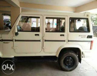 2016 Mahindra Bolero Power Plus SLX