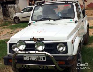 2004 Maruti Gypsy King HT BSIV