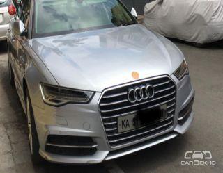 2016 Audi A6 35 TDI Matrix