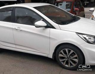 2014 Hyundai Verna 1.6 SX CRDi (O)