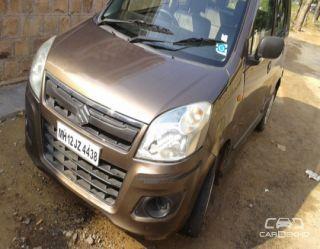 2013 Maruti Wagon R LXI CNG