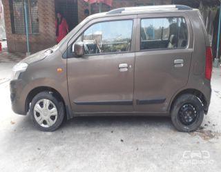 2016 Maruti Wagon R AMT VXI