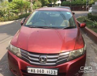 2010 Honda City 1.5 V MT Exclusive