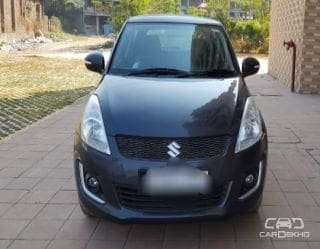 2017 Maruti Swift ZXI