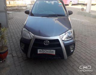 2015 Toyota Etios Cross 1.4L GD