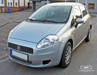 2011 Fiat Grande Punto Emotion 90Hp