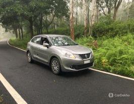 2017 ಮಾರುತಿ ಬಾಲೆನೋ 1.2 ಝೀಟಾ