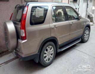 2005 Honda CR-V Diesel
