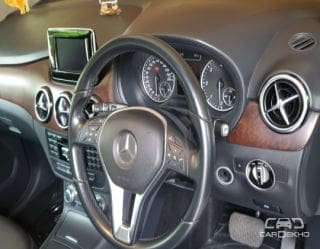 2015 Mercedes-Benz B Class B180 Sports
