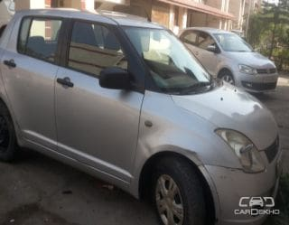 2007 Maruti Swift VXI BSIII