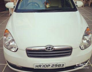 2010 Hyundai Verna Transform CRDi VGT ABS