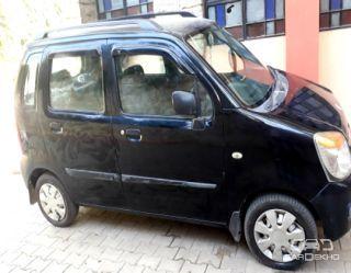 2008 Maruti Wagon R LX DUO BSIII