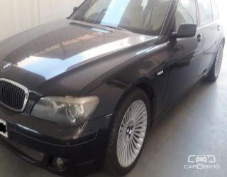 2007 BMW 7 Series 750Li Sedan