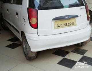 2001 Hyundai Santro AT CNG