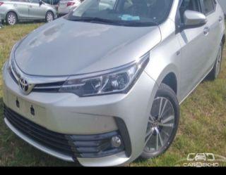 2014 Toyota Corolla Altis G AT