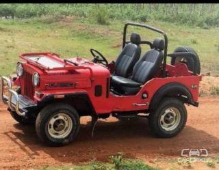 1995 Mahindra Jeep Classic