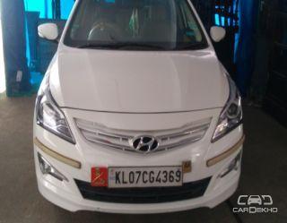 2016 Hyundai Verna 1.6 VTVT AT SX