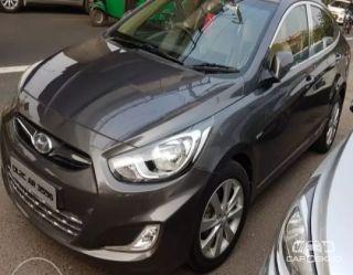 2013 Hyundai Verna 1.6 SX CRDi (O)