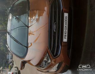 2018 Ford Ecosport S Diesel
