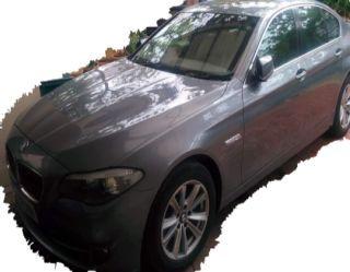 2011 BMW 5 Series 2003-2012 525d