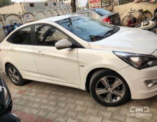 2016 Hyundai Verna 1.6 CRDi S