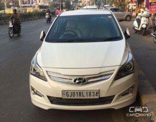 2015 Hyundai Verna 1.6 VTVT S Option