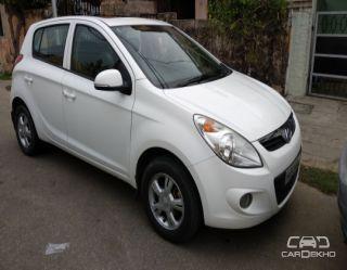 2011 Hyundai i20 Asta Optional With Sunroof 1.2
