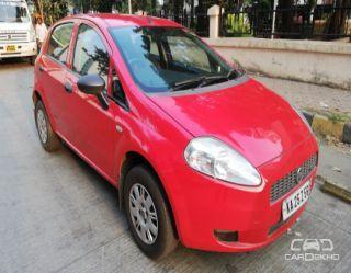 2012 Fiat Grande Punto Active (Diesel)