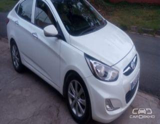2011 Hyundai Verna 1.6 SX CRDi (O)