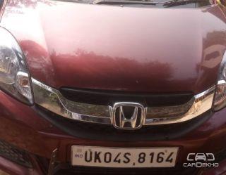 2015 Honda Mobilio V Option i DTEC