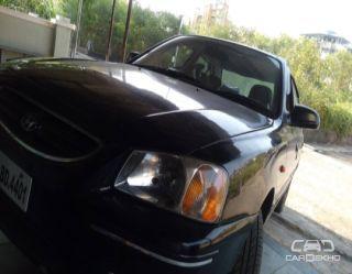 2001 Hyundai Accent Gvs
