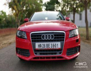 2010 Audi A4 2.0 TDI