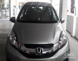 2014 Honda Mobilio V i DTEC