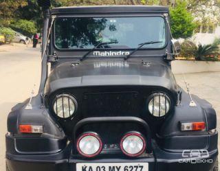 2016 Mahindra Thar CRDe