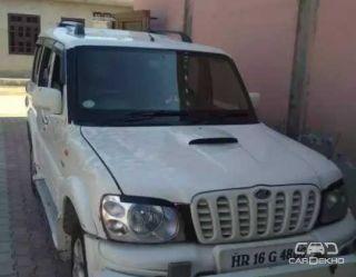 2008 Mahindra Scorpio SLX 4WD LE