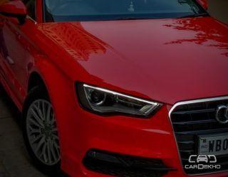 2016 Audi A3 35 TDI Technology
