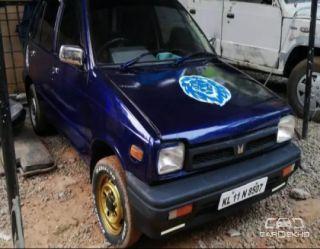 1995 Maruti 800 AC BSIII
