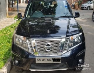 2014 Nissan Terrano XV Premium 110 PS