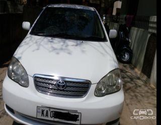 2007 Toyota Corolla H1