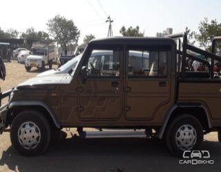 2016 Mahindra Bolero LX 4WD NON AC BS3