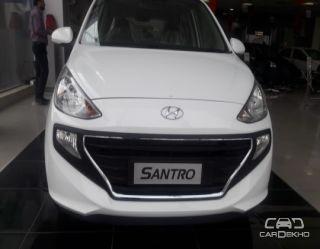 2018 Hyundai Santro Sportz